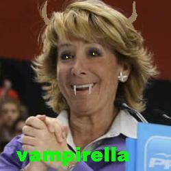 Esperanza Aguirre quita dinero a la escuela pública y se lo da a la concertada