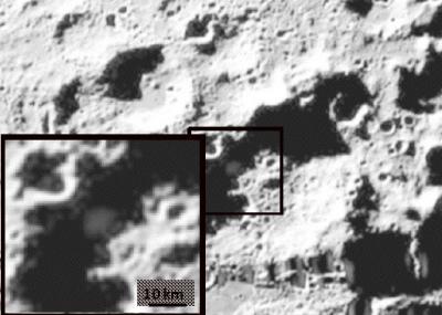 Confirmación oficial de la NASA: hay agua en la luna