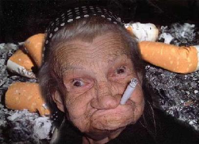 la abuela.....