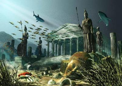 ¿Google Earth ha descubierto Atlantis?