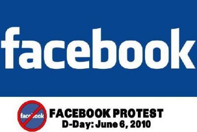 Facebook compartiendo información privada de los usuarios