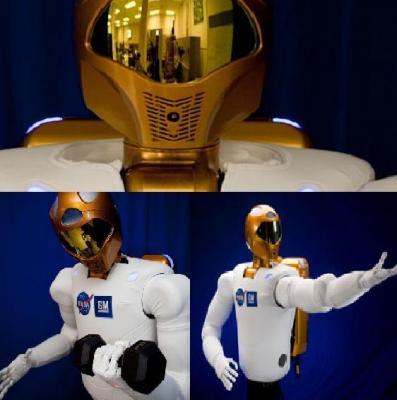 La NASA tiene grandes planes para un robot humanoide