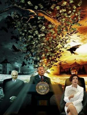 El FMI debe desaparecer