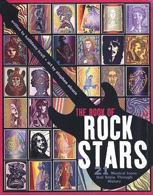 estrellas del rock con el paso de los años