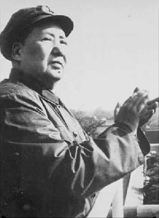 no hay ninguna diferencia entre Mao y Hitler