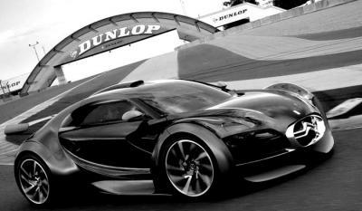 Citroën Survolt RC: Eléctrico, en Le Mans, a 260 km/h