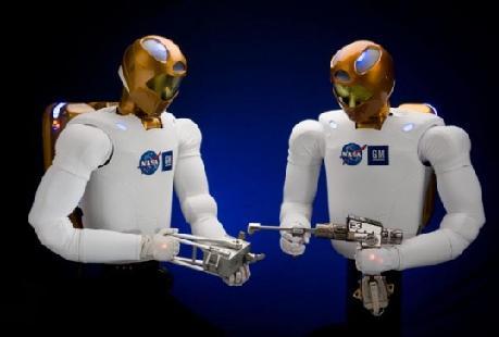 En septiembre Robonauta  viajará al espacio