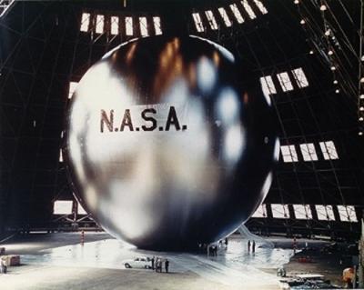 satélite Echo1 hace hoy 50 años.
