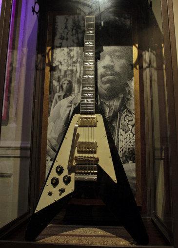 tributo a Jimi Hendrix en el 40 aniversario de su muerte
