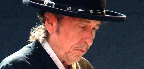 grabación de Bob Dylan  50 años después
