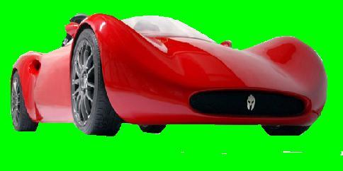 Spartan V: El coche con motor Ducati