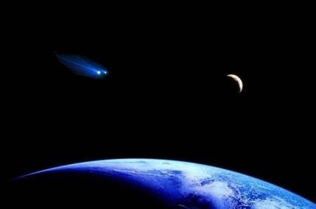 Asteroide de 14 metros pasa cerca de la Tierra