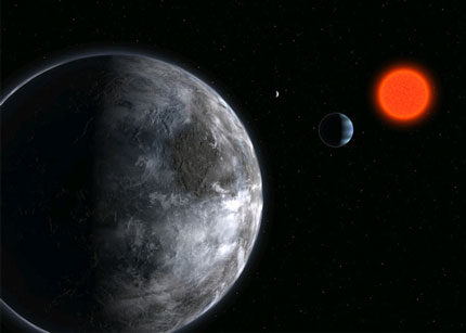 ¿Se recibió en 2008 una señal inteligente de Gliese 581g?