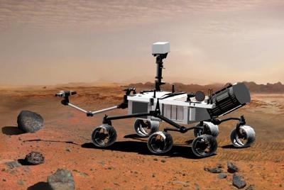 Curiosity Rover, en directo