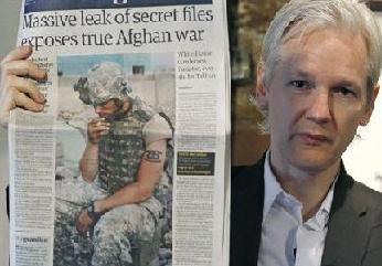 EEUU y UE cómplices de crímenes de guerra por WikiLeaks