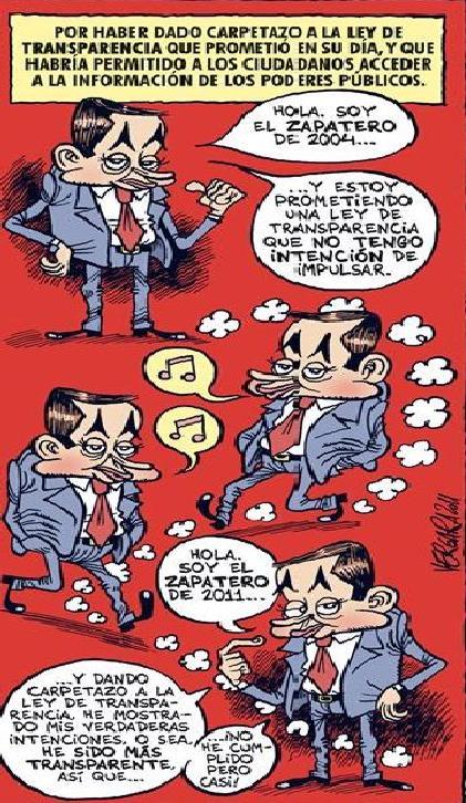 El gilipollas de la semana (para variar): ¡Zapatero!
