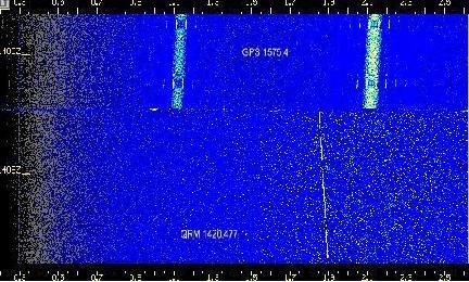 Una señal SETI anómala