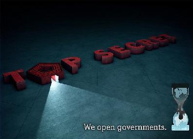 Documentos filtrados campaña sistemática para acabar con Wikileaks