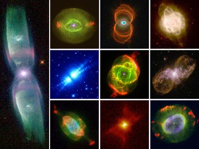 """""""Nebulosas Planetarias"""""""