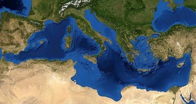 El Mediterráneo se muere