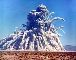 Las explosiones nucleares