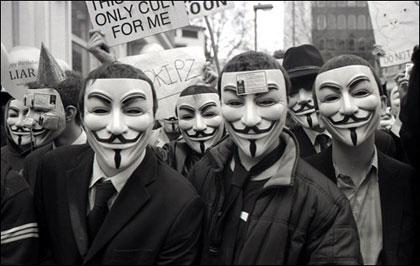 Anonymous destapa el proyecto Metal Gear