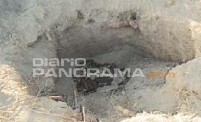 Hallan un meteorito de entre 5 y 6 mil kilos en Quimilí