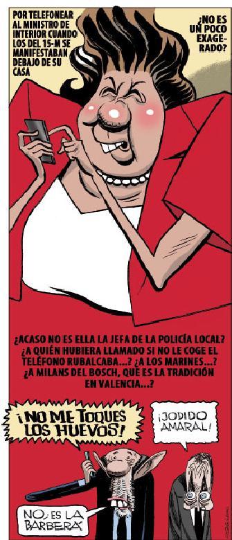 La Gilipollas de la Semana: Rita Barberá