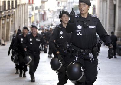 Manifiesto de denuncia ante el desalojo de la Puerta del Sol